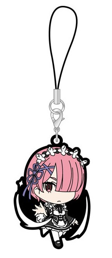 main photo of Re:ZERO Starting Life in Another World Rubber Strap: Ram