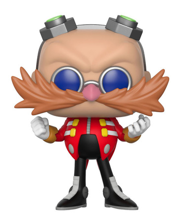 main photo of POP! Games Dr. Eggman