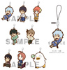 photo of Gintama Trading Rubber Strap Part.2: Kamui