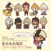 photo of TIGER & BUNNY chipicco Trading Rubber Strap: Kaburagi T. Kotetsu Ver. B