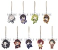 photo of Bungo Stray Dogs Clear Rubber Strap: Osamu Dazai