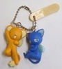 photo of Kero-chan and Spinel Sun Keyholder