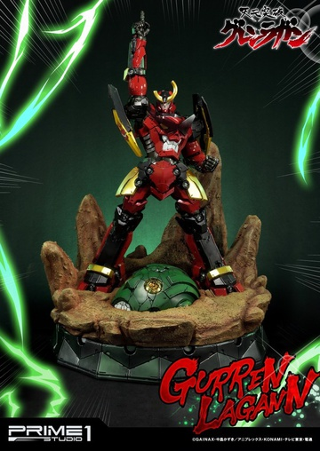 main photo of Ultimate Diorama Masterline (UDMGL-01) Gurren-Lagann Standart Ver.
