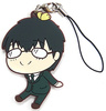 photo of Ichiban Kuji Fate/Stay Night [Heaven's Feel]: Nimoji Series Kuzuki Souichirou Rubber Strap