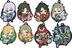 photo of Genco Rubber Strap Collection Knight's & Magic: Edgar C. Blanche