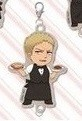 main photo of Shingeki no Kyojin x Charaum Cafe Collab Kuji: Reiner Braun Acrylic Charm