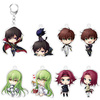 photo of Chara-Forme Code Geass: Lelouch of the Rebellion II Handou Acrylic Keychain Collection Vol.1: Kallen Black Knights Ver.