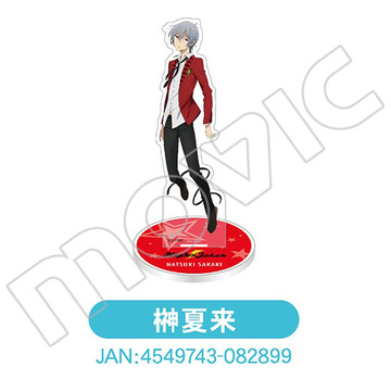 main photo of The Idolmaster Side M Acrylic Stand: Matsuki Sakaki