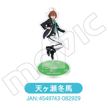 main photo of The Idolmaster Side M Acrylic Stand: Touma Amagase