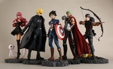photo of MQ Resin One piece x The Avengers Series Usopp as Hawkeye