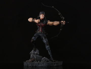 main photo of MQ Resin One piece x The Avengers Series Usopp as Hawkeye