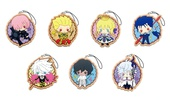 photo of Fate/Grand Order Design Produced by Sanrio Icing Cookie Rubber Strap: Gilgamesh