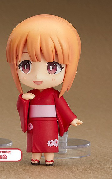 main photo of Nendoroid More Dress Up Yukatas: Female Red Ver.