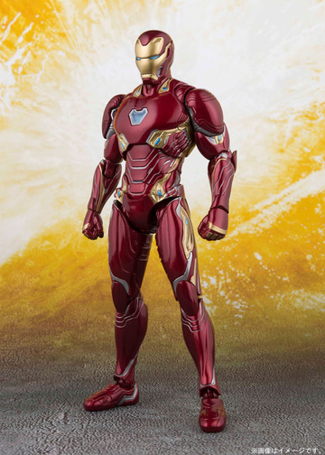 main photo of S.H. Figuarts Iron Man Mark 50