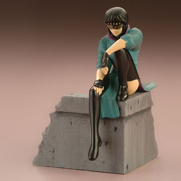 main photo of Ghost in the shell Mini Figure: Kusanagi Motoko