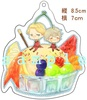 photo of Slaine Troyard & Cruhteo Acrylic Keychain