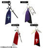 photo of Fate/Apocrypha Image Accessory Keychain: Saber of Black
