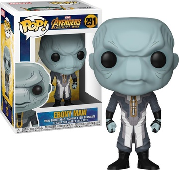 main photo of POP! Marvel #291 Ebony Maw