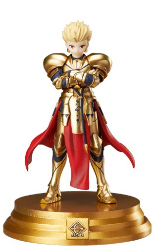 main photo of Fate/ Grand Order Duel Collection Figure: Gilgamesh