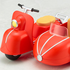 Cu-poche Extra Motorcycle & Sidecar Cherry Red ver.