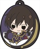 photo of Code Geass Hangyaku no Lelouch III Oudou Rubber Strap: Lelouch Lamperouge Zero Ver.