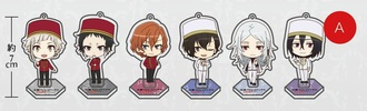 photo of Bungou Stray Dogs Hotel Collaberation Acrylic Stand A: Ryuunosuke Akutagawa