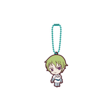 main photo of Mobile Suit Gundam 00 Capsule Rubber Mascot: Ribbons Almark