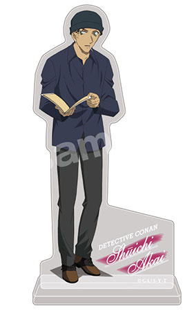 main photo of Detective Conan Acrylic Stand Figure: Shuuichi Akai