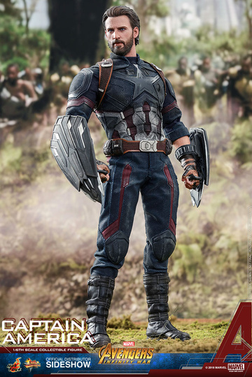 main photo of Movie Masterpiece Captain America