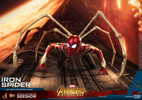 photo of Movie Masterpiece Iron Spider
