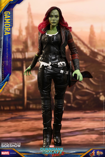 main photo of Movie Masterpiece Gamora