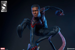 photo of Premium Format Figure Spider-Man Miles Morales