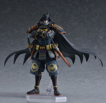 main photo of figma Ninja Batman DX Sengoku Edition