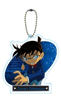 main photo of Detective Conan ~Zero The Enforcer~ Acryl Keychain Mascot: Edogawa Conan Ver. 2