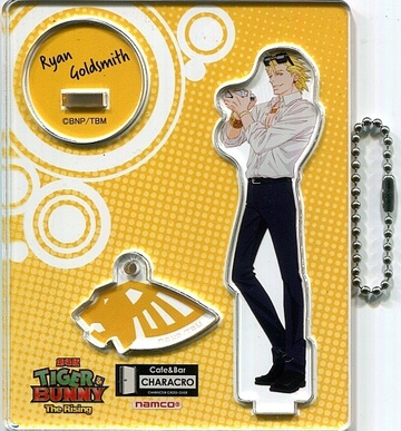 main photo of Tiger & Bunny -The Rising- Memorial Acrylic Stand: Ryan Goldsmith