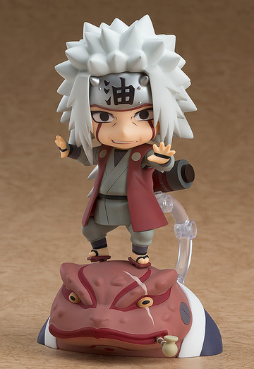 main photo of Nendoroid Jiraiya & Gamabunta Set