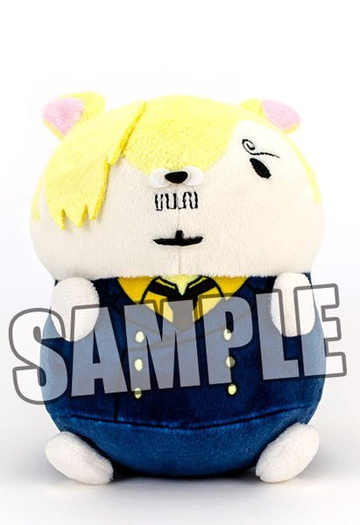 main photo of MochiMochi Hamster Collection ONE PIECE: Sanji