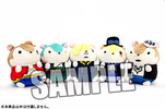 photo of MochiMochi Hamster Collection ONE PIECE: Sanji