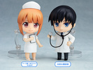 photo of Nendoroid More Dress Up Clinic: Nurse with Clipboard White Ver.