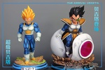 photo of Arrival Vegeta