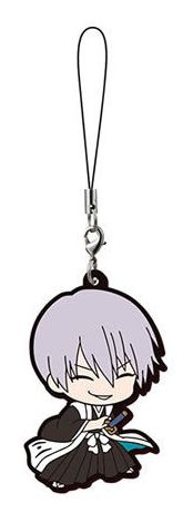 main photo of Bleach Capsule Rubber Mascot: Ichimaru Gin