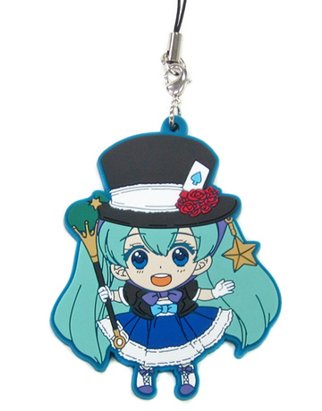 main photo of Magical Mirai 2017 Rubber Strap Collection: Hatsune Miku Magical Mirai 2013 Ver.