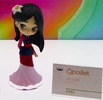 photo of Q Posket Disney Characters Mulan Regular Color Ver.