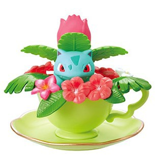 main photo of Pokemon Floral Cup Collection: Ivysaur