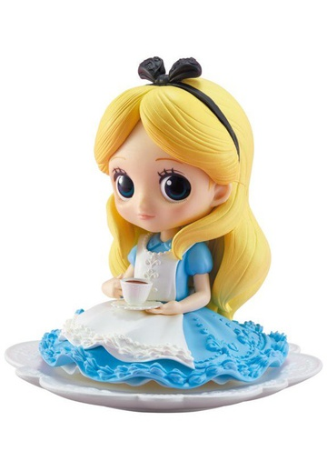 main photo of Q Posket Sugirly Disney Characters: Alice Special Color Ver.