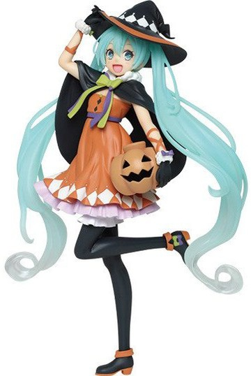 main photo of Hatsune Miku 2nd Season Halloween Ver.