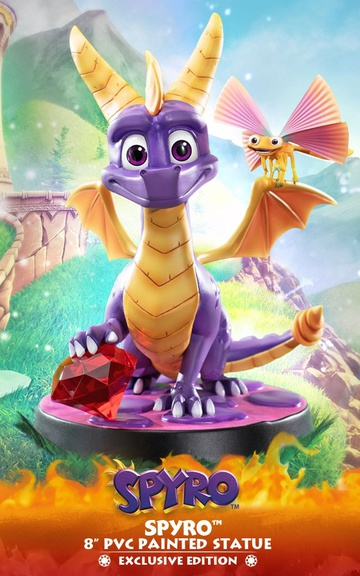 main photo of Spyro