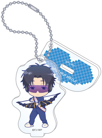 main photo of Wotaku ni Koi wa Muzukashii Acrylic Keychain w/Stand Collection vol.1: Nifuji Hirotaka