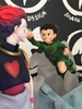 photo of Gon VS Hisoka