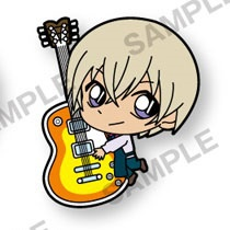 main photo of Detective Conan PitaColle Rubber Strap Vol.4: Amuro Tooru